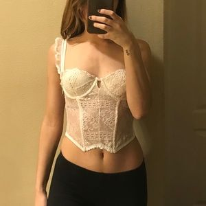 Victoria's Secret Corset. New with Tags